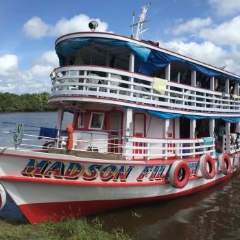 Mission Boat